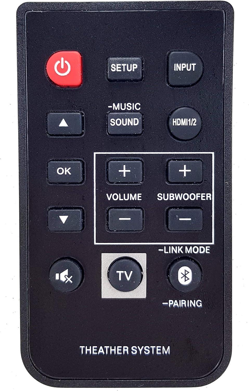 Panasonic Replacement Remote Control N2QAYC000121