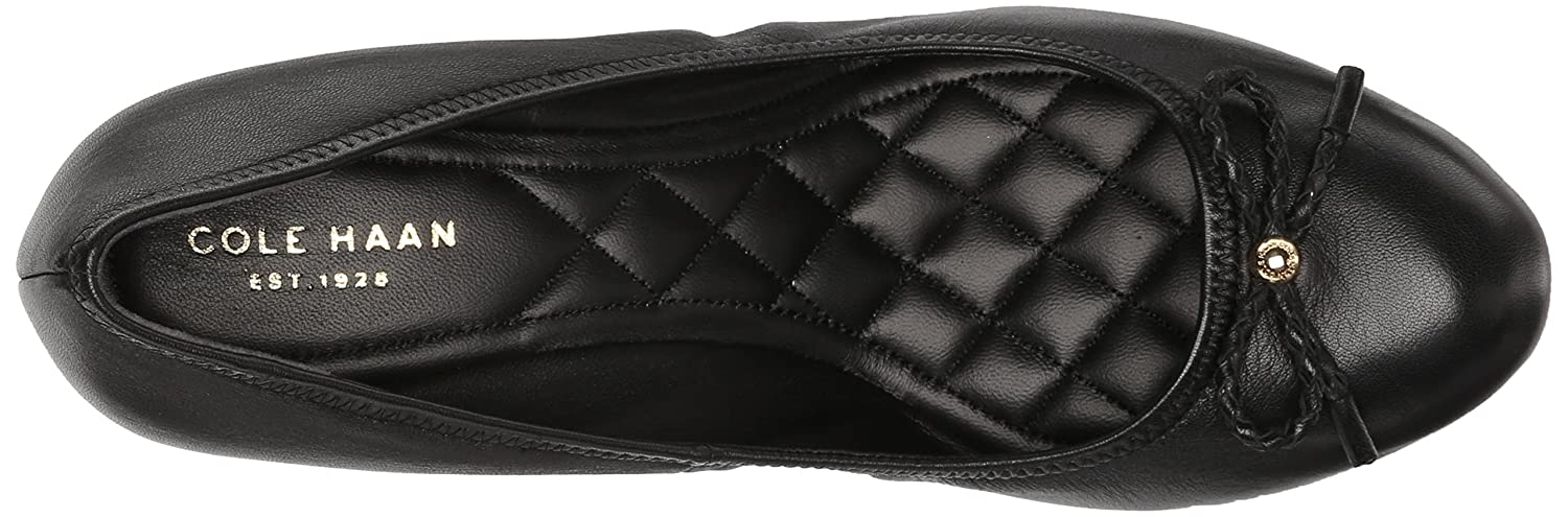 Cole Lace Haan Women's Tali Grand Lace Cole Wedge 40 Pump B00TEA8WMA 8.5 M US|Black fcabbf