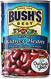 Bush's Best Kidney Beans, Dark Red, 16 oz