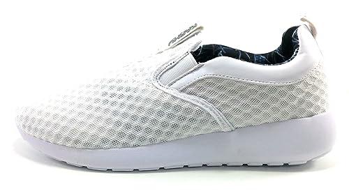 KARHU Ensip Zapatillas Mujer Sin Cordones con Memory Foam Color Blanco (38 EU)