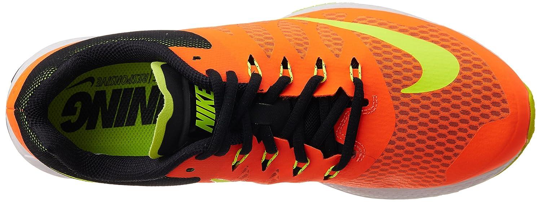 Nike Nike Nike Men's Air Zoom Elite 7 Hyper Crimson Volt schwarz Running schuhe 9 Men US d9541b