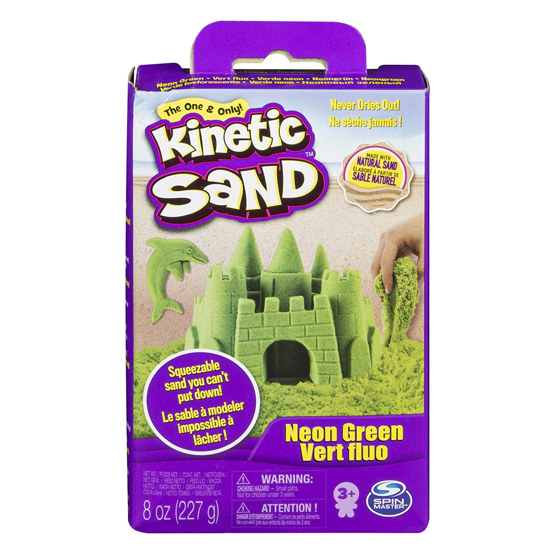 Verde 8oz arena cinética (Se distribuye desde el Reino Unido)