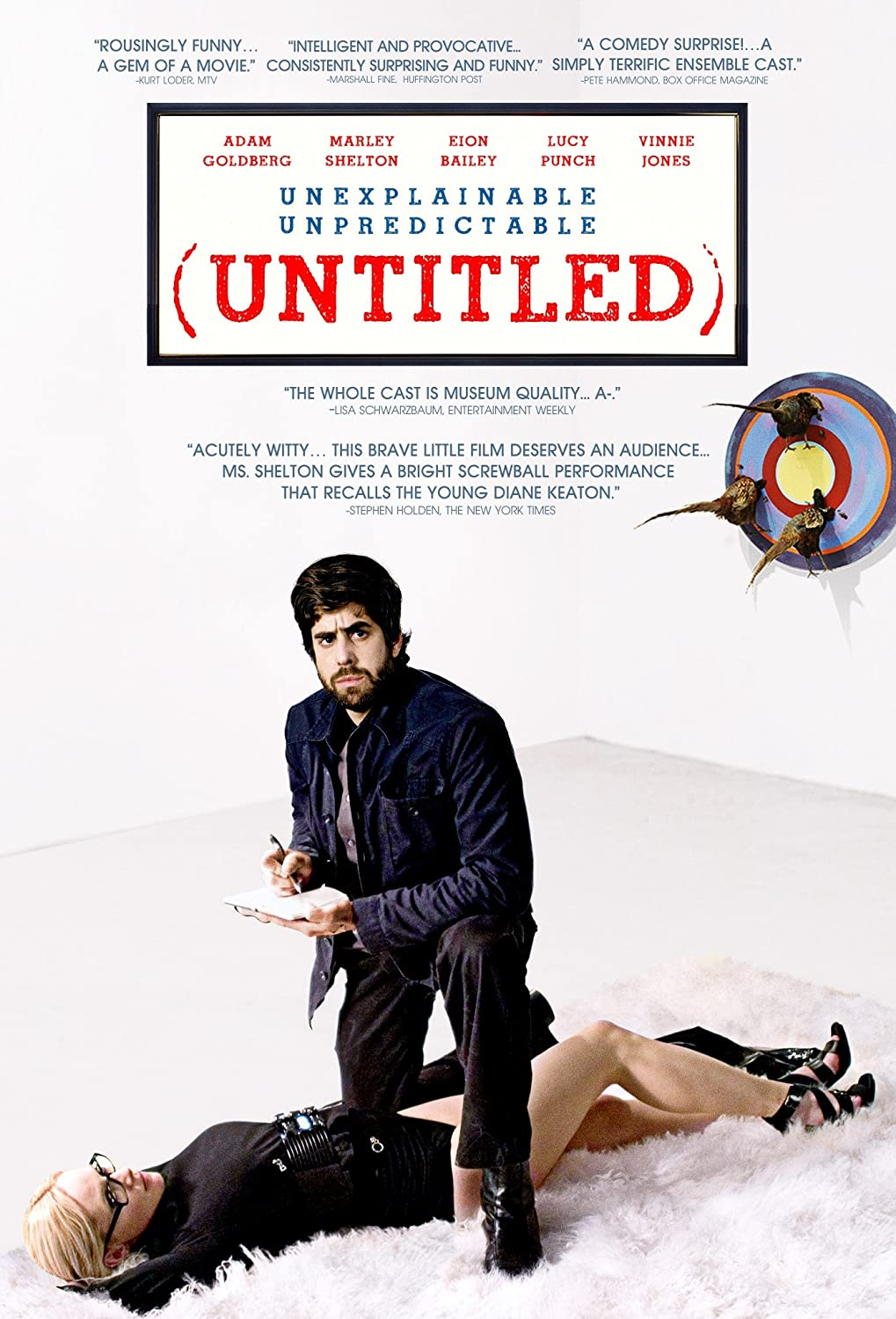 Amazon.com: (Untitled): Adam Goldberg, Eion Bailey, Vinnie Jones ...