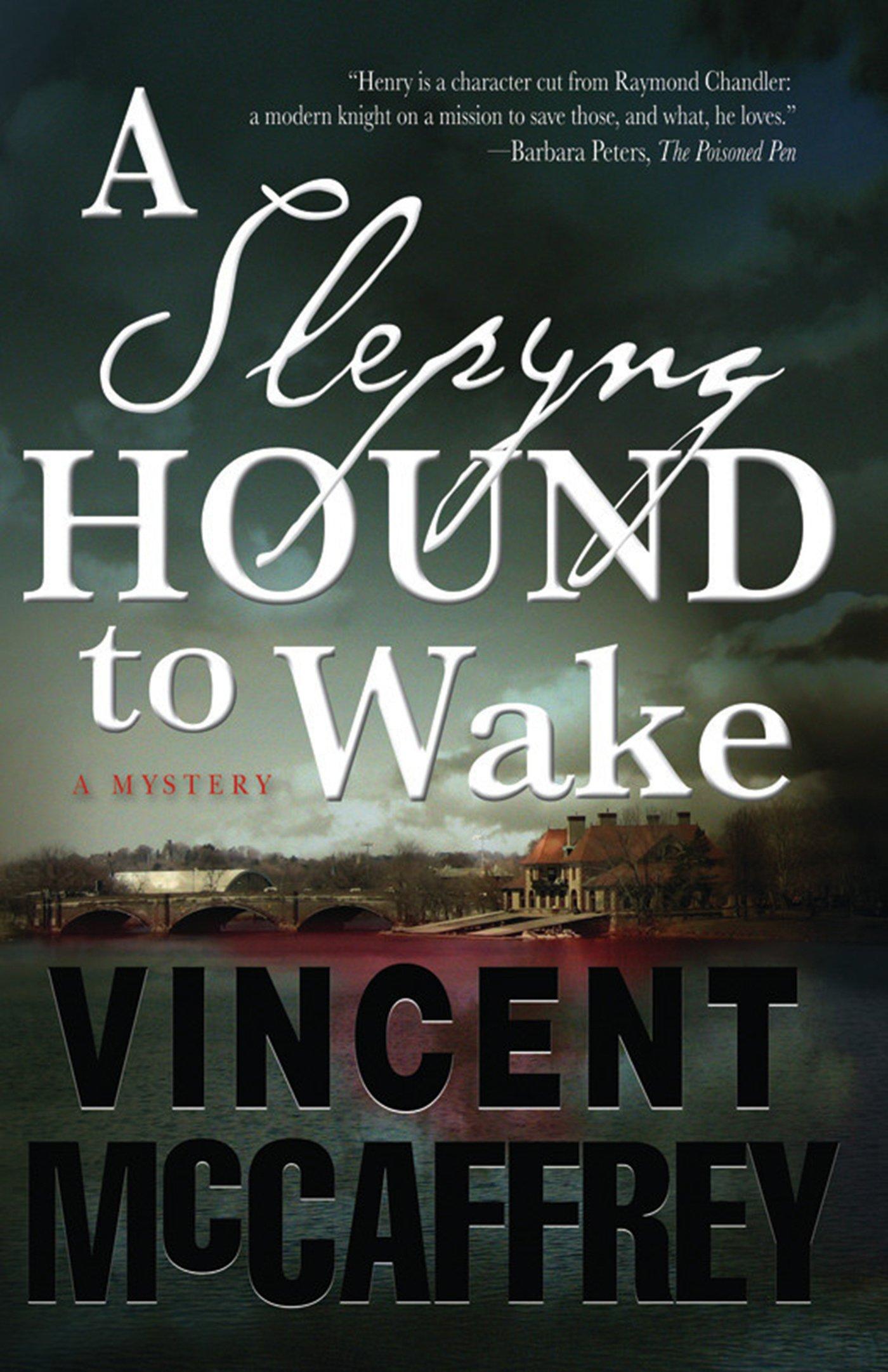 A Slepyng Hound to Wake: a novel