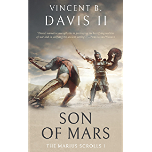 Son of Mars: A Novella of Ancient Rome (The Marius Scrolls Book 1)