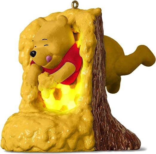 Winnie The Pooh Christmas Ornaments 2020 Amazon.com: Hallmark Keepsake Christmas Ornament 2018 Year Dated