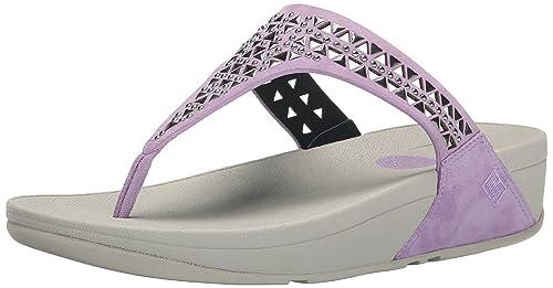 fdabf9cc3d4969 Fitflop Women s Carmel Toe-Post Sandals  Amazon.co.uk  Shoes   Bags