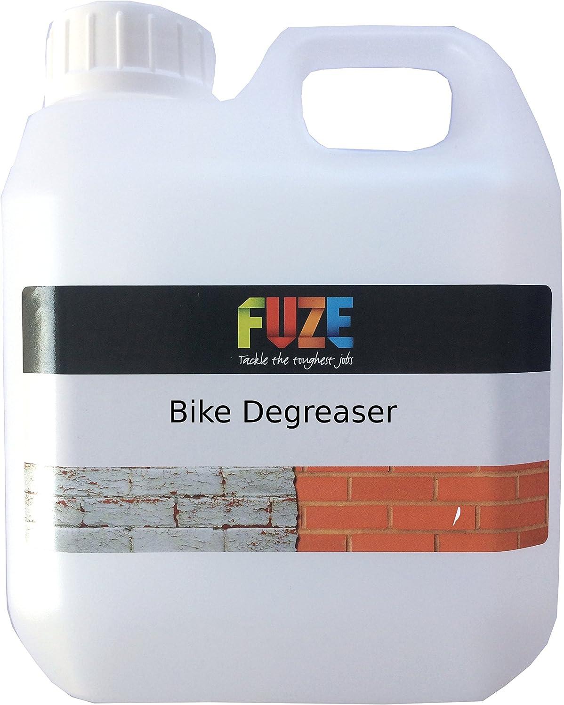 Desengrasante para bicicleta, limpiador de cadenas, 1 litro: Amazon.es: Coche y moto