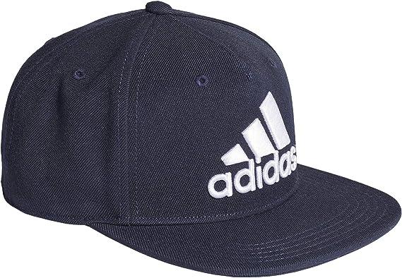 adidas Snapba Logo Cap Gorra, Unisex Adulto, Tinley/Tinley/Blanco ...