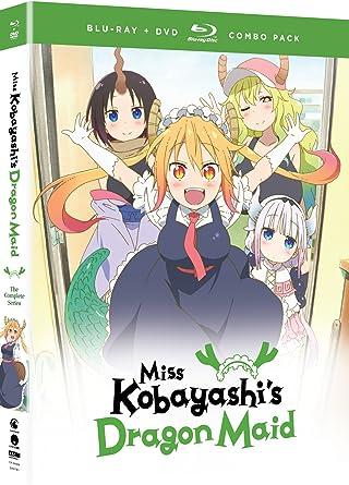 Amazon.com: Miss Kobayashis Dragon Maid: The Complete ...