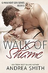 Walk of Shame (G-Man Series Book 6) Kindle Edition