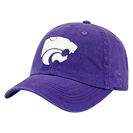 size 40 ca27c 29e78 Kansas State Wildcats Adult Adjustable Hat