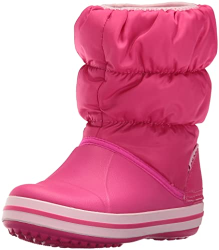 214e332ccae1b Crocs Winter Puff Snow Boot (Toddler Little Kid)