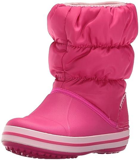 34c92db19 Crocs Winter Puff Snow Boot (Toddler Little Kid)  Crocs  Amazon.ca ...