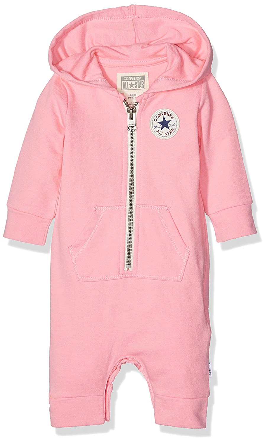 Converse Baby Girls' C.t.p Core Coverall Hoodie