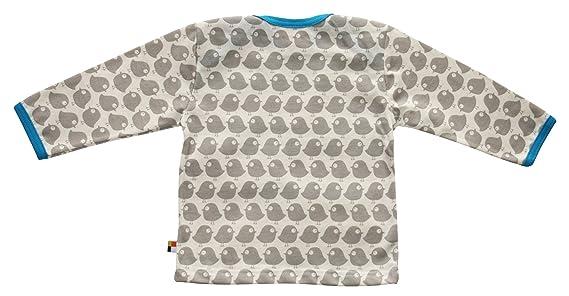 loud + proud 205-mo-4 - Camisa de pijama de manga larga para bebés niño: Amazon.es: Ropa y accesorios