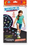 Chalktivity – Creativity in Action – Stomper Stamps with 4 Powdered Chalk Packs