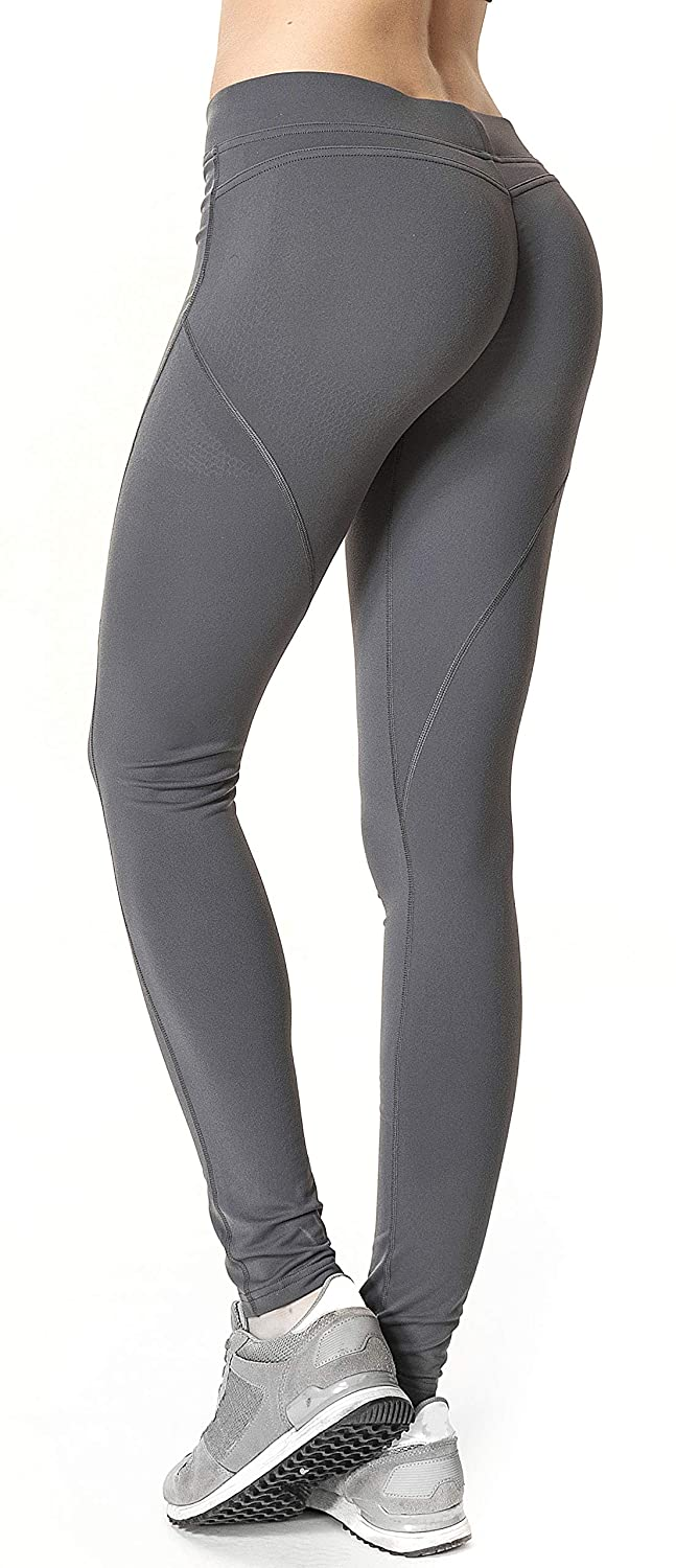 81fe67d55c RUNNING GIRL Butt Lift Leggings Scrunch Butt Push Up Leggings Yoga Pants  for Women Workout Tights at Amazon Women's Clothing store: