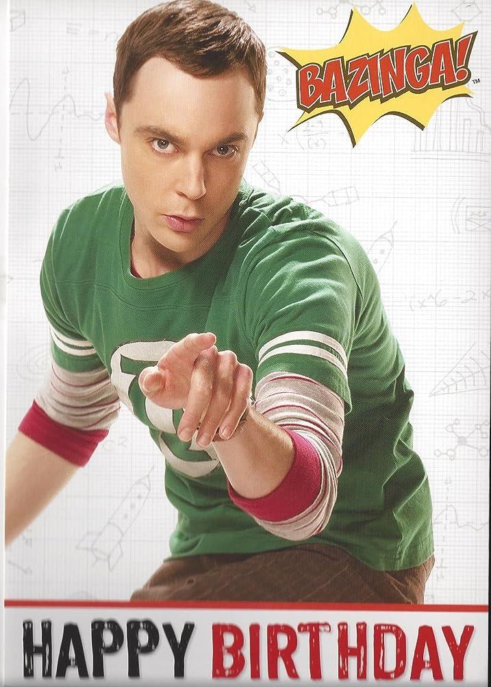 Official Big Bang Theory Birthday Card Recored Sheldon Joke – Big Bang Theory Birthday Card