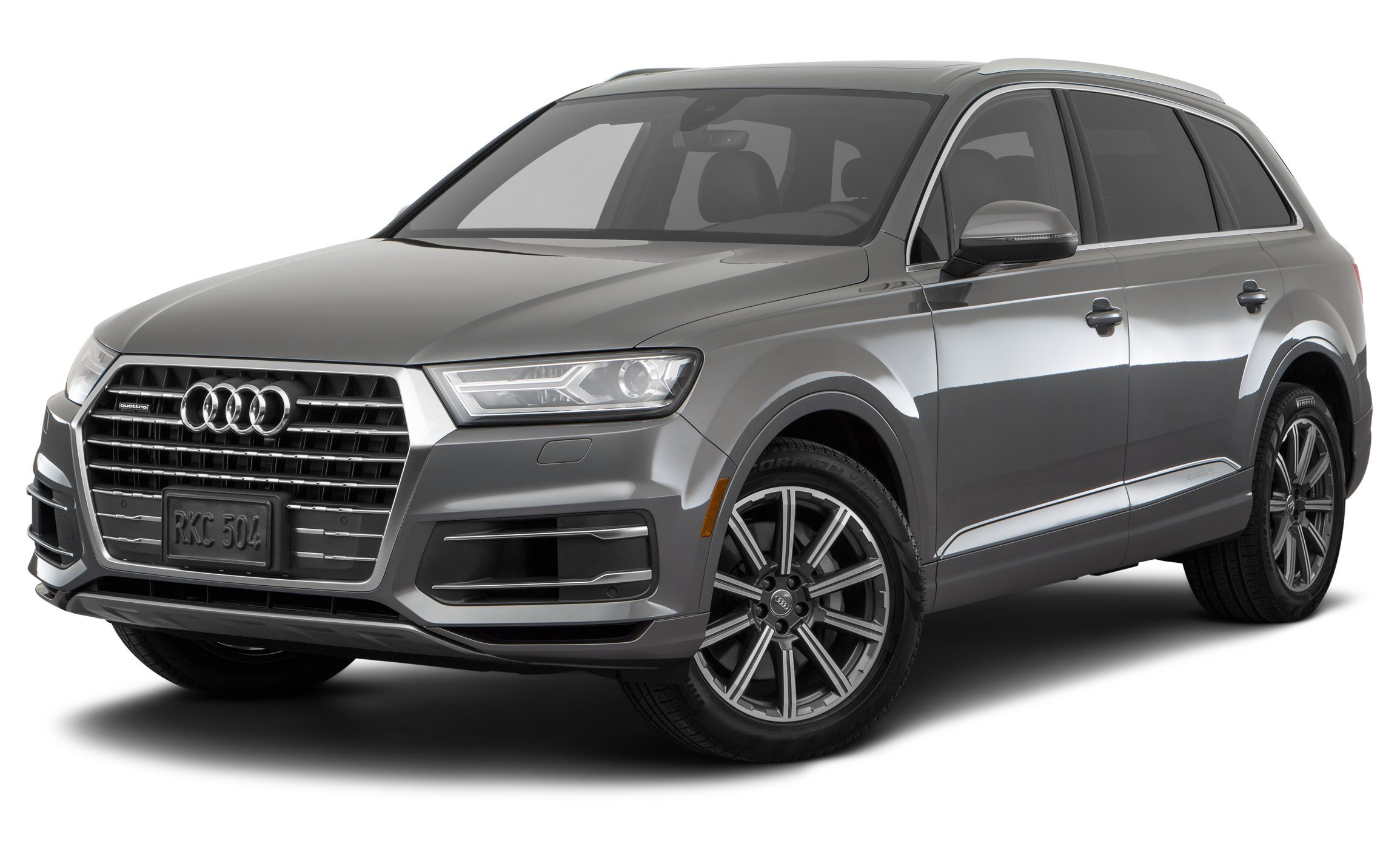 2018 audi q7 reviews images and specs vehicles. Black Bedroom Furniture Sets. Home Design Ideas