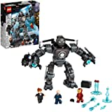LEGO Marvel Iron Man: Iron Monger Mayhem 76190 Collectible Building Kit with Iron Man, Obadiah Stane and Pepper Potts; New 20