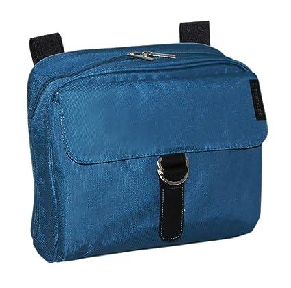 Little Lifestyles City Compact - Bolso para carrito (28 x 12 x 23 cm), color azul