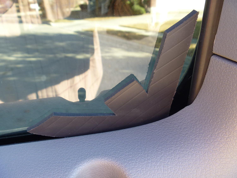 ShimJim Auto Window Wedge Small