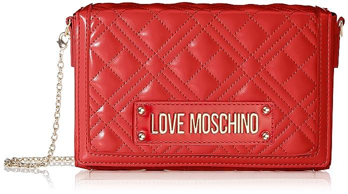 Love Moschino Jc4054pp1a, Borsa a Tracolla Donna, 5x13x20 cm (W x H x L)