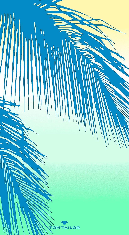 Strandlaken Badstof Palm Leaves