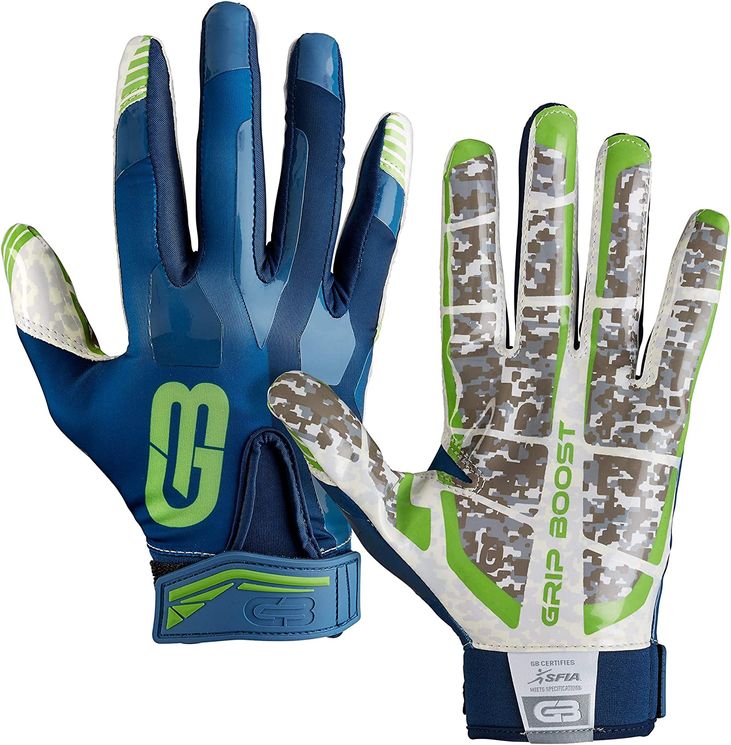 10 Best Football Gloves for NFL Receivers 3