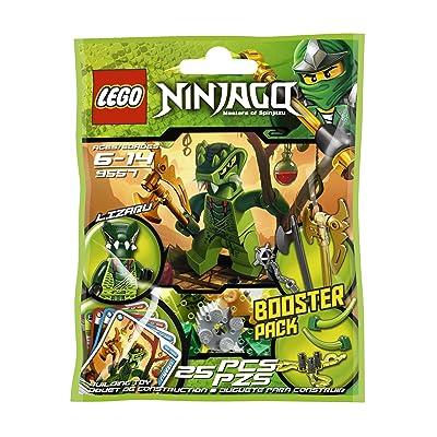 LEGO Ninjago Lizaru 9557: Toys & Games