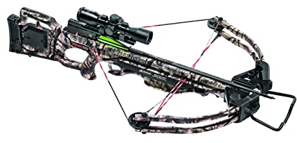 Amazoncom Tenpoint Titan Ss Crossbow Package With 3x Pro View 2