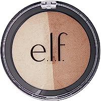E.L.F Cosmetics Polvo Iluminador Y Bronceador, Bronzed Glow 5.2 grams