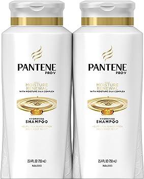 2-Pack Pantene Pro-V Daily Moisture Renewal Hydrating Shampoo