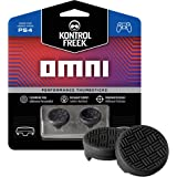 KontrolFreek Omni for PlayStation 4 (PS4) Controller | 2 Performance Thumbsticks | 2 Low-Rise Concave | Black