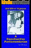 A CONSTRUCTIVE PARLIAMENTARIAN