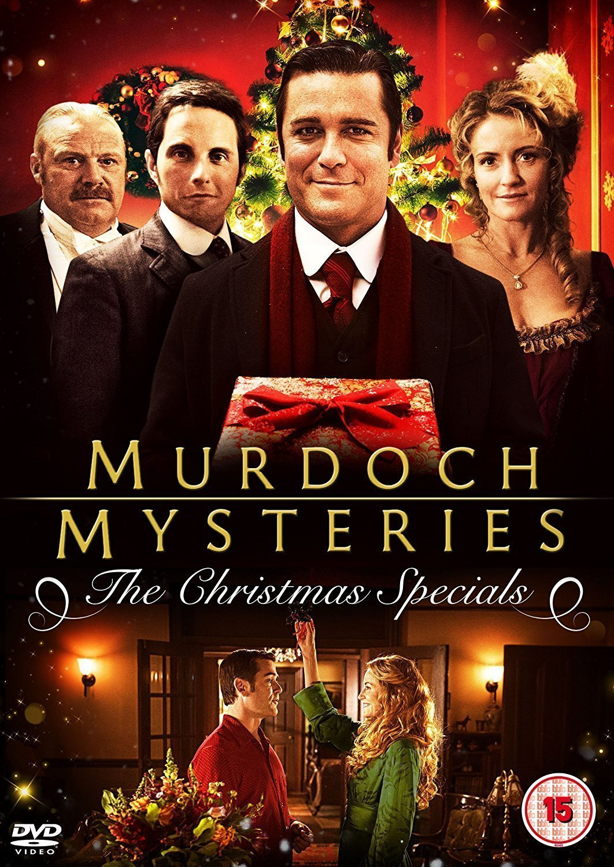 Murdoch Mysteries Christmas Special 2021 Amazon Com Murdoch Mysteries The Christmas Specials Dvd Movies Tv
