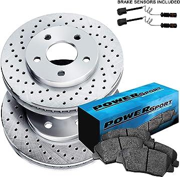 Front Brake Rotors For G55 GL450 GL320 GL450 GL550 ML320 ML450 ML550 R320