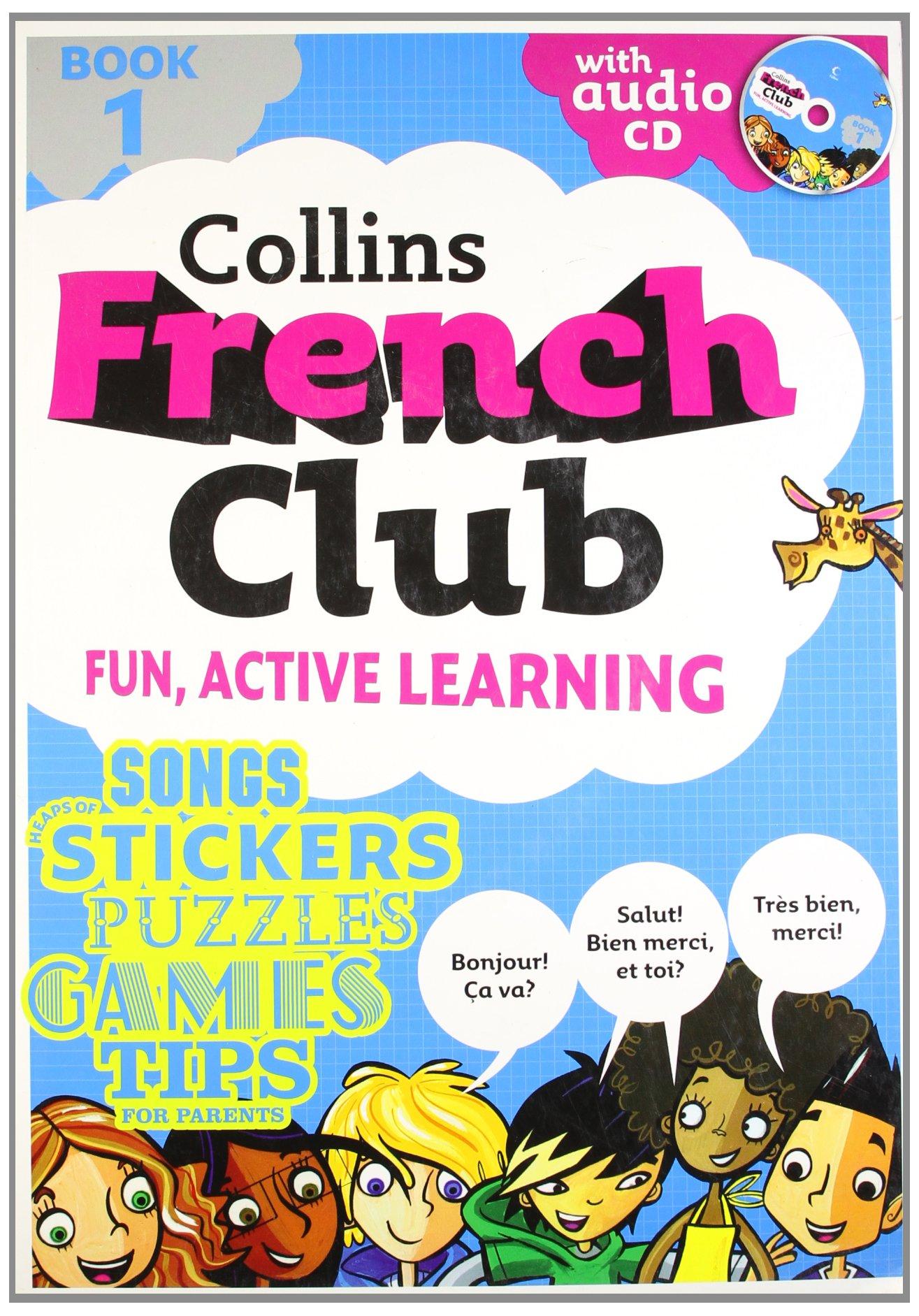 Collins French Club: Book 1 (Bk. 1) pdf