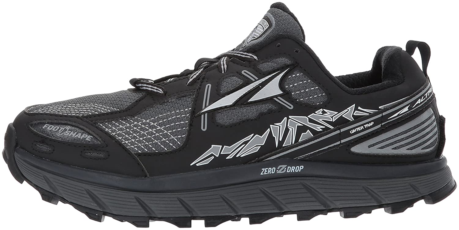 Altra AFW1755F Women's Lone Peak 3.5 Shoes B01N6JCGAW 7.5 B(M) US|Black