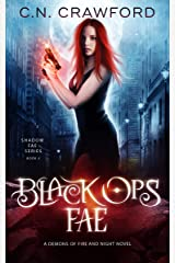 Black Ops Fae (Shadow Fae Book 6) Kindle Edition