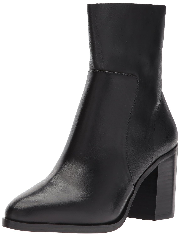 Steve Madden Women's Rewind Fashion Boot B074PJ2X25 10 B(M) US|Black Leather
