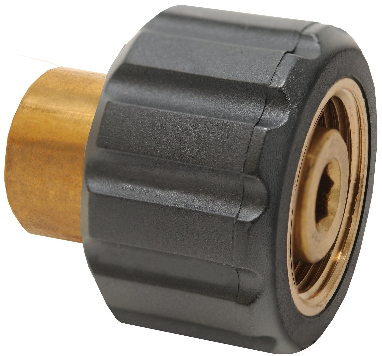 Hot Max 29000 M22F x 1/4-Inch Pressure Washer Screw Coupler