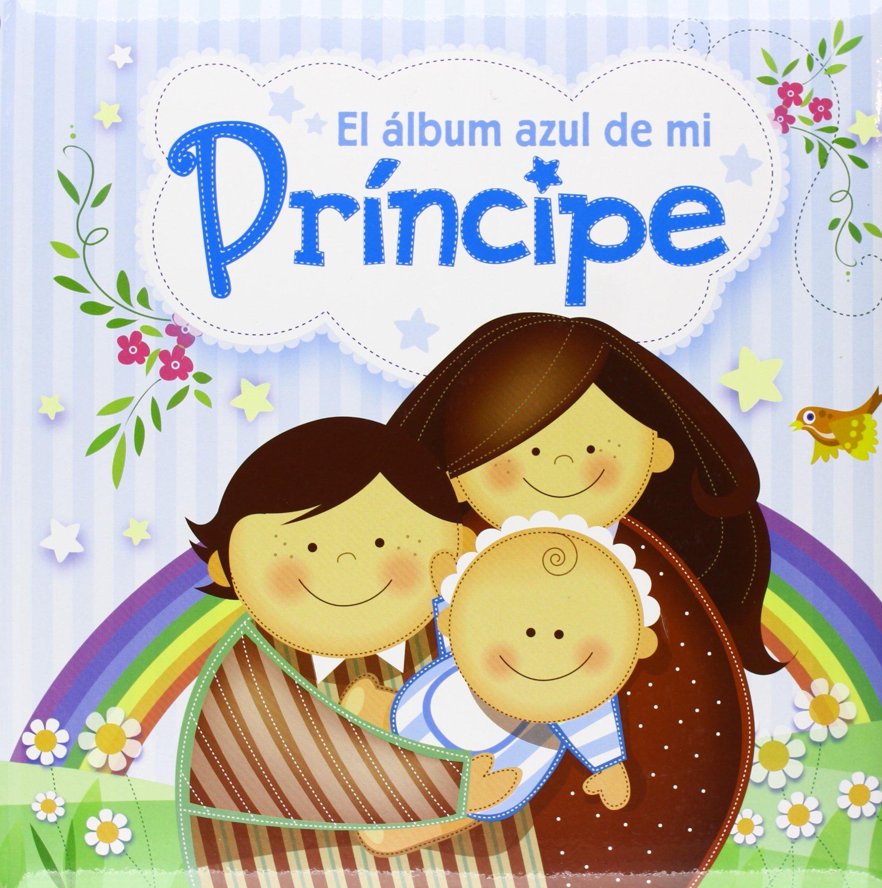Album azul de mi principe, el ebook