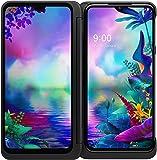 "LG G8X ThinQ Dual Screen Unlocked CDMA GSM Cell Phone - 6.4"" FHD+ OLED Display 2340 x 1080, Snapdragon 855 Octa-core…"