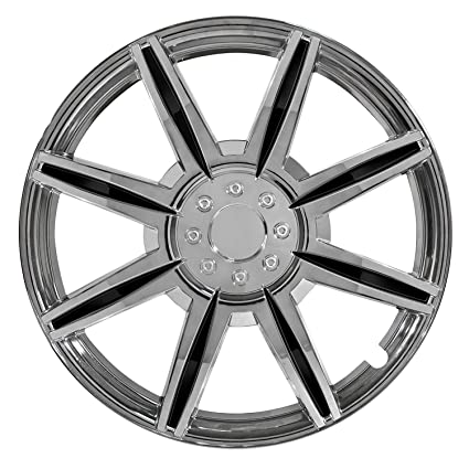 amazon ford wheel cover 15 inch 8 spoke with black inserts 1933 Jeep Wrangler ford wheel cover 15 inch 8 spoke with black inserts jeep vw toyota honda hubcaps