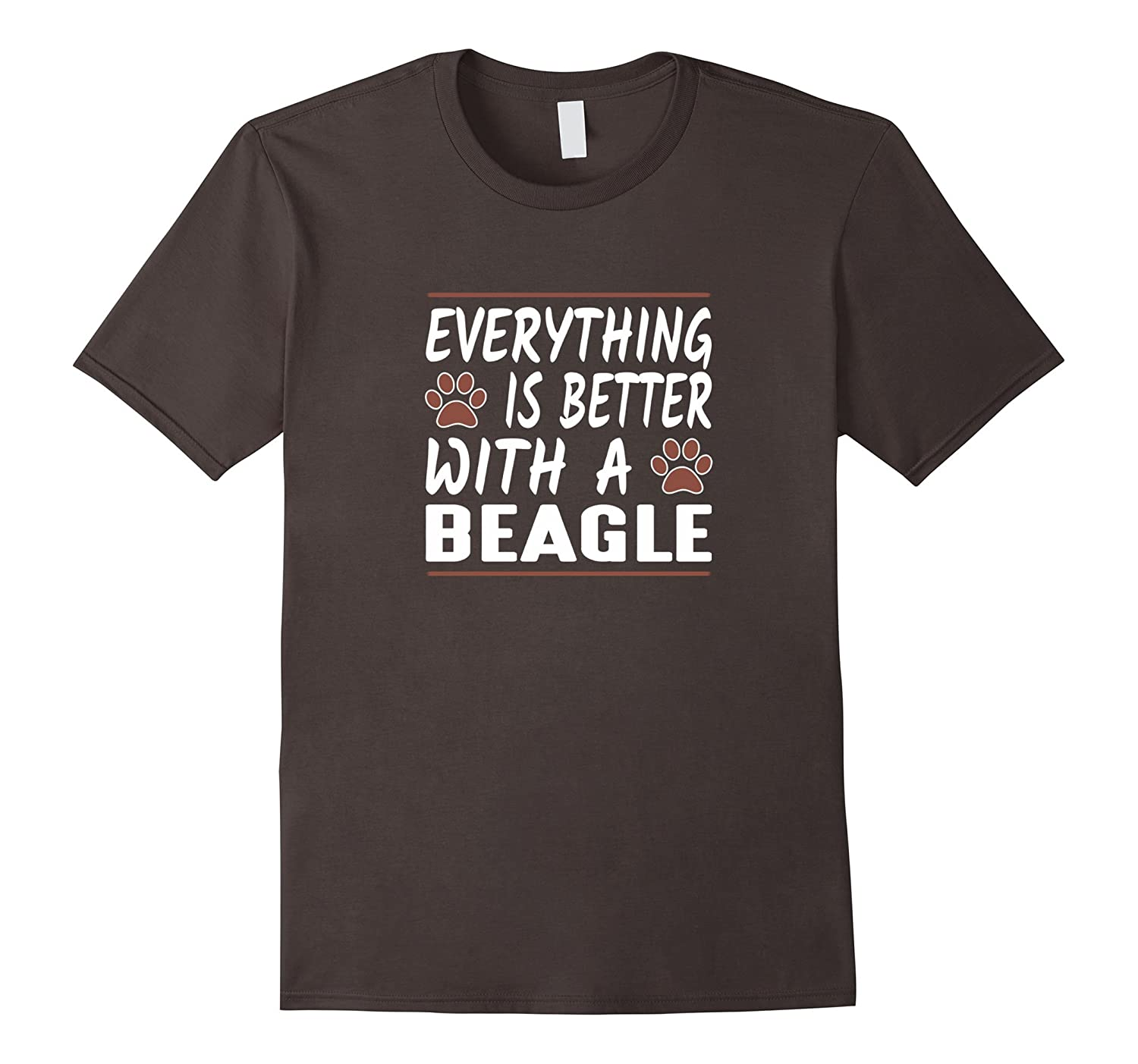 Everything is Better With a Beagle Shirt-CL