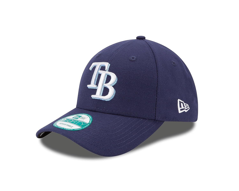 New Era The League Tampa bay Rays Gm - Cappello da Uomo, Colore Blu, Taglia OSFA 10047554