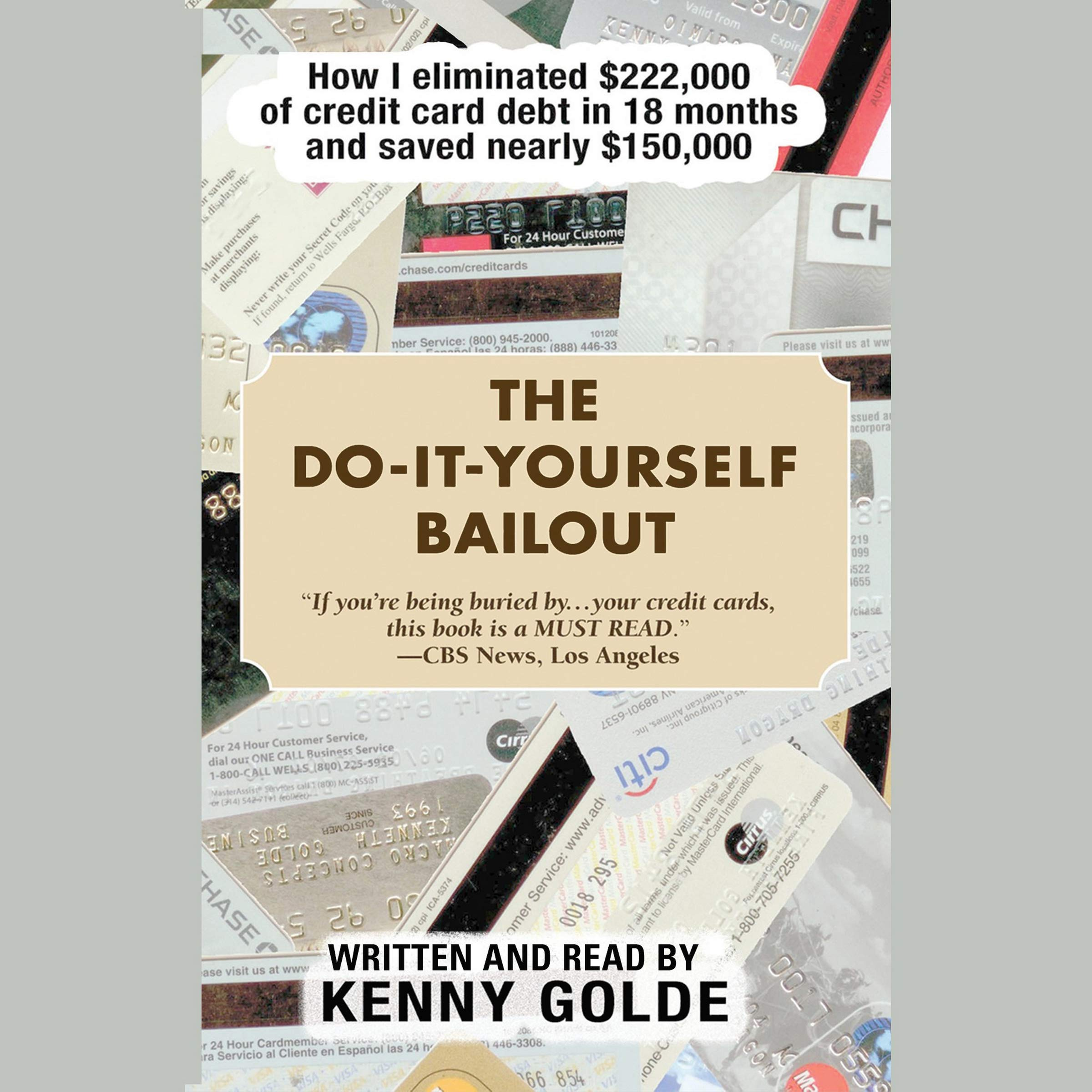 The Do It Yourself Bailout How I Eliminated 222 000 Of Credit