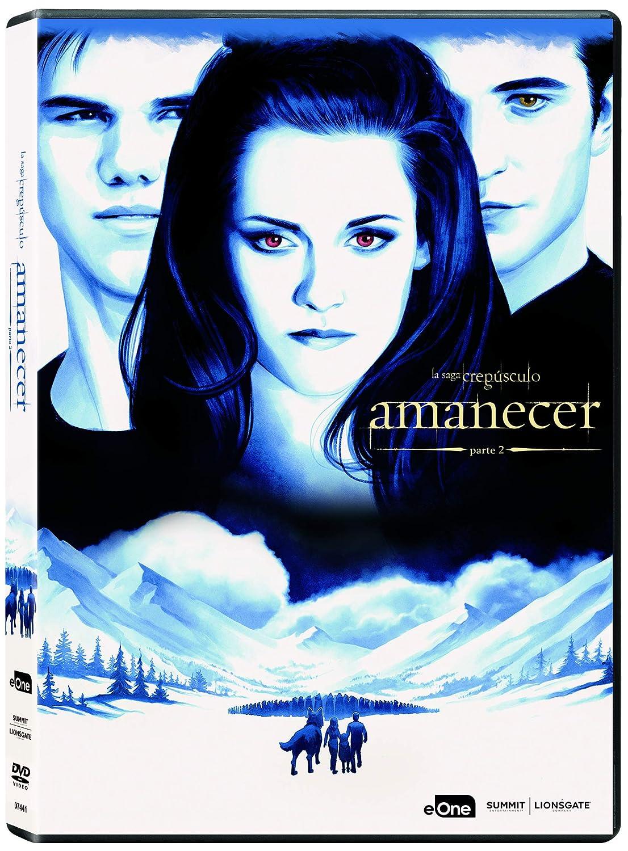 Crepúsculo: Amanecer Parte 2 Ed 10 Aniversario [DVD]: Amazon.es ...